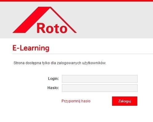 E-Learning Plattform für Roto Group in Polen